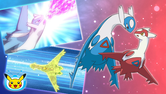 TAG TEAM Pokémon auf Pokémon-TV