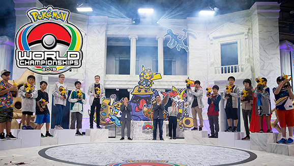 Meet the 2019 Pokémon World Champions!