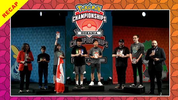 Pokémon TCG Oceania International Championships Recap