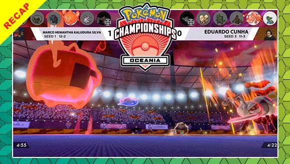 Pokémon VGC Oceania International Championships Recap