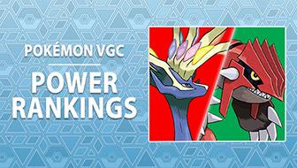 Pokémon Video Game Power Rankings
