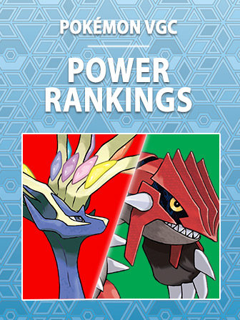 Pokémon Video Game Power Rankings