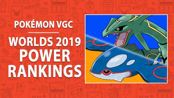 Pokémon Video Game Worlds Power Rankings