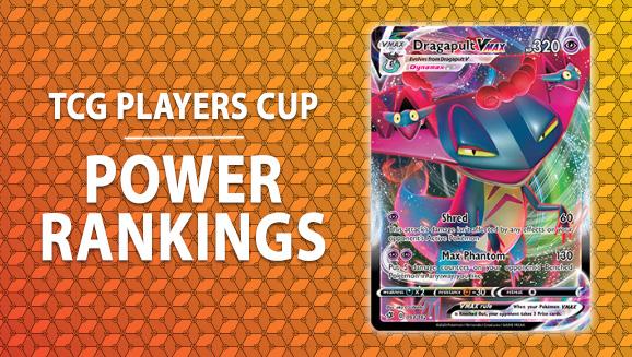 Pokémon TCG Players Cup Power Rankings