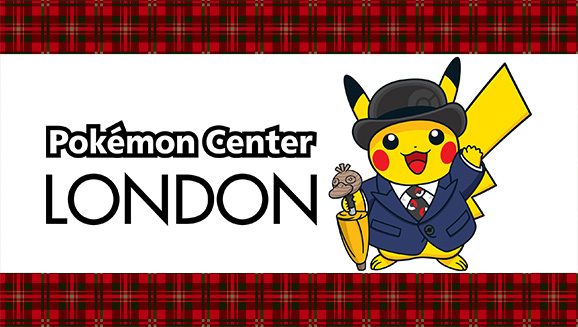 The Pokémon Center Comes to London