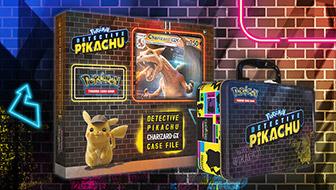 A Sneak Peek at POKÉMON Detective Pikachu Products