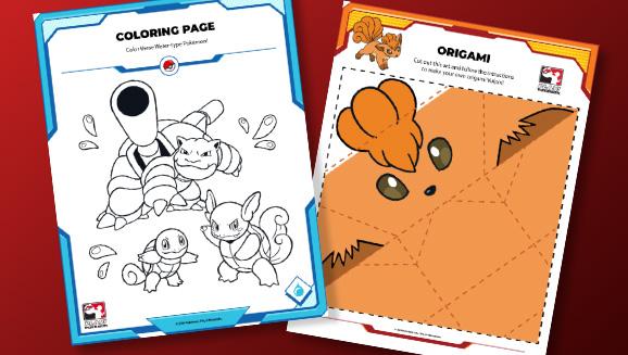Fun Pokémon Activities for Kids