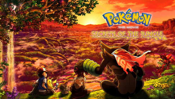 Watch the trailer for Pokémon the Movie: Secrets of the Jungle!