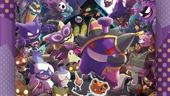 Have a Happy Pokémon Halloween!