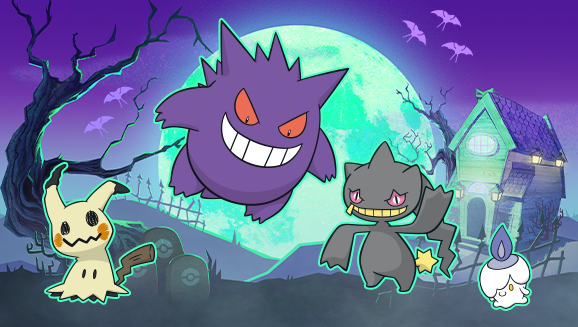 Spooktacular Halloween Activities from Pokémon