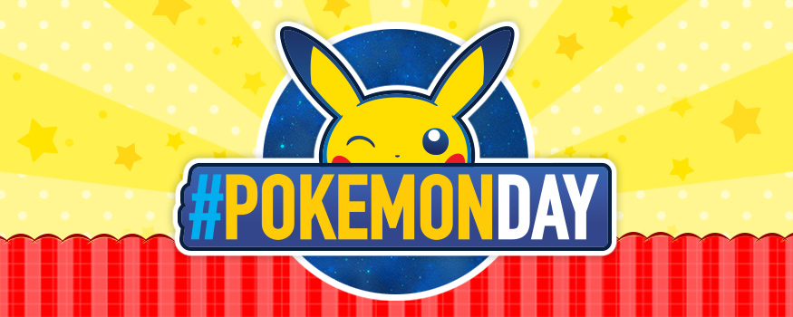 Have a Happy Pokémon Day!