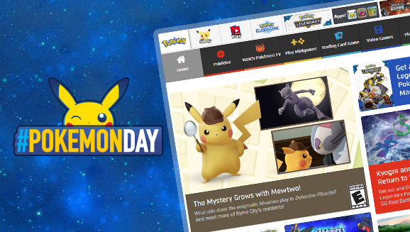 Another Big Year on Pokemon.co.uk!
