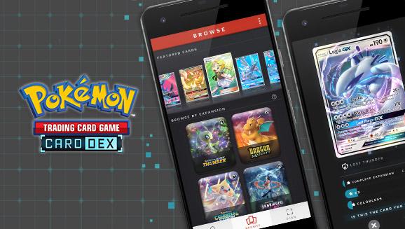 Pokémon Trading Card Game Card Dex