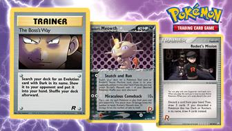 Team Rocket's Pokémon TCG Legacy