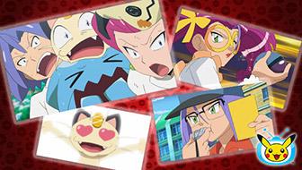 Prepare for Trouble on Pokémon TV!