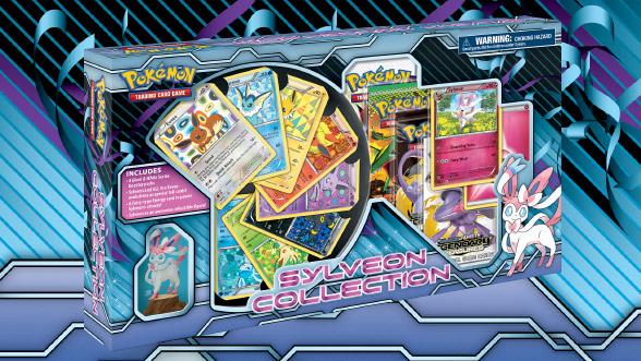 Pokémon TCG: Sylveon Collection