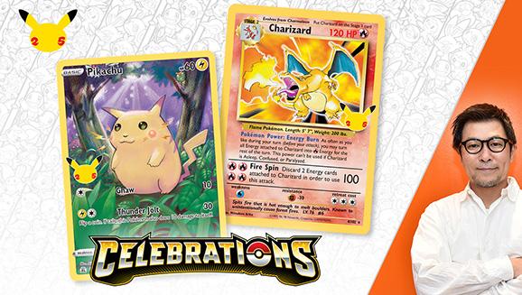 Pokémon TCG Game Director Talks Pokémon TCG: Celebrations