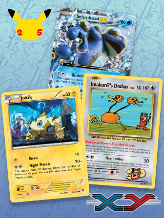 Favorite Cards of the XY Series