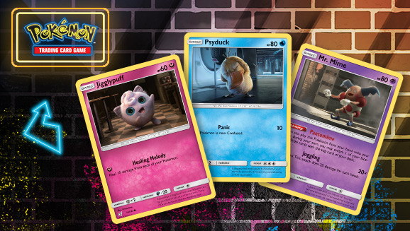 A First Look at Pokémon TCG: <em>Detective Pikachu</em> Cards