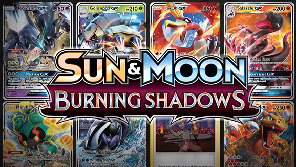 Browse the Cards of <em>Sun & Moon—Burning Shadows</em>!