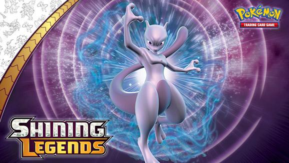 Legendary Pokémon Join Forces in the Pokémon TCG