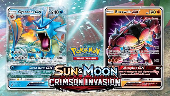 New Pokémon-<em>GX</em> Put On a Show of Power