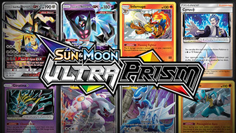 Browse the Cards of Sun & Moon—Ultra Prism!