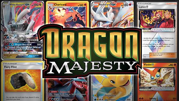 Browse the Cards of<br /><em>Dragon Majesty</em>!