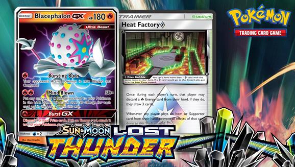 Finding the Stars of <em>Sun & Moon—Lost Thunder</em>
