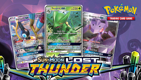 Bring the Thunder with Pokémon-<em>GX</em>
