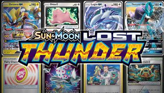 Browse the Cards of Sun & Moon—Lost Thunder