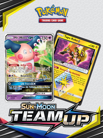 New Pokémon TCG Cards Mix Things Up