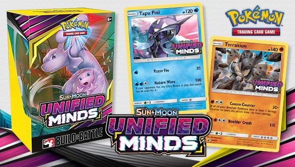 Come Together with <em>Sun & Moon—Unified Minds</em> Build & Battle Boxes