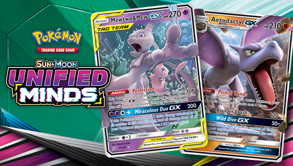 Mewtwo and Mew Unify Their Minds