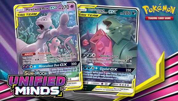 The Mind Unifying the TAG TEAM Pokémon-<em>GX</em>