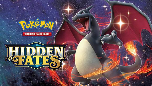 Shiny Pokémon Galore in <em>Hidden Fates</em>