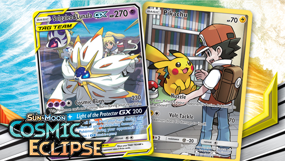 More Amazing Cards from Sun & Moon—Cosmic Eclipse