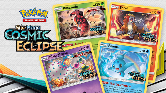 Blast Off Early with Sun & Moon—Cosmic Eclipse Prereleases