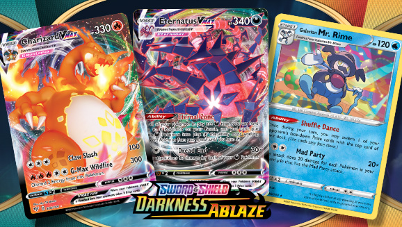 Sword & Shield—Darkness Ablaze Cards to Watch For