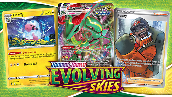 Pokémon TCG Rayquaza VMAX Deck Strategy: Charge Ahead with Flaaffy