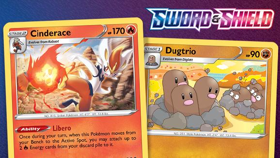 Sword & Shield Card Artistry