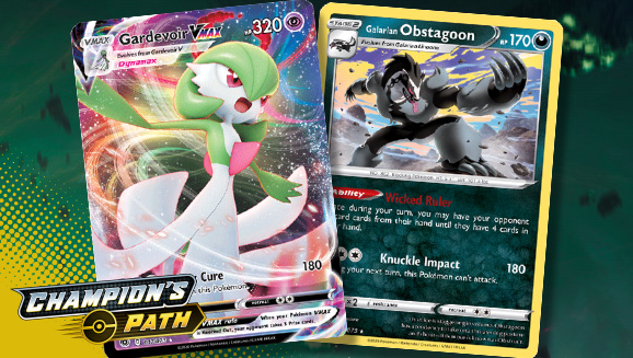Join the Champion's Path with a new Pokémon TCG: Sword & Shield Expansion