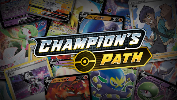 Browse the Cards of Champion's Path!