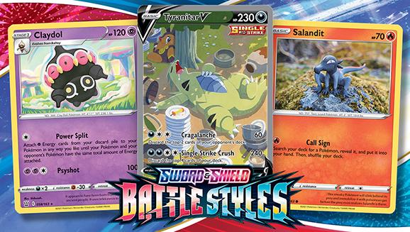 Battle Styles Meets Artistic Styles in Pokémon TCG