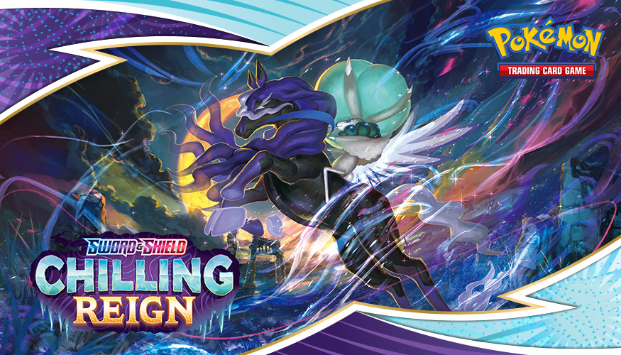 A Chill Has Arrived in the New Pokémon TCG Expansion