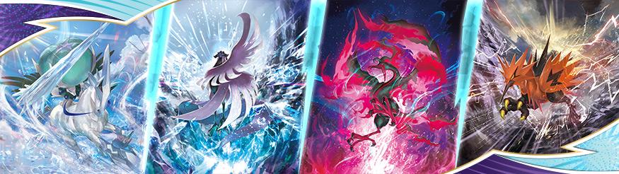 Pokémon TCG: Sword & Shield—Chilling Reign
