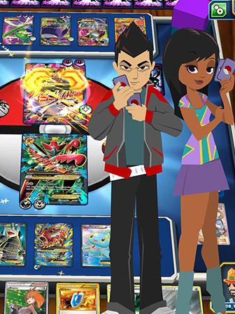 Play the Pokémon TCG Online!