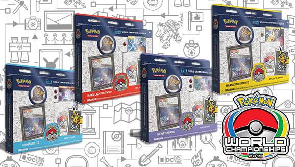 2019 Pokémon TCG World Championships Deck