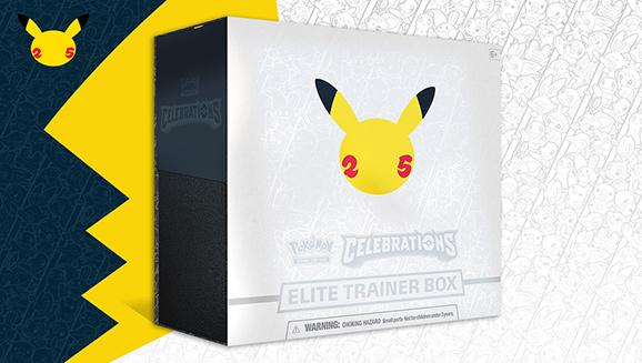 <em>Celebrations</em> Elite Trainer Box