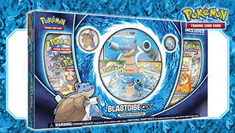 Feel the Force of Blastoise-GX in the Pokémon TCG